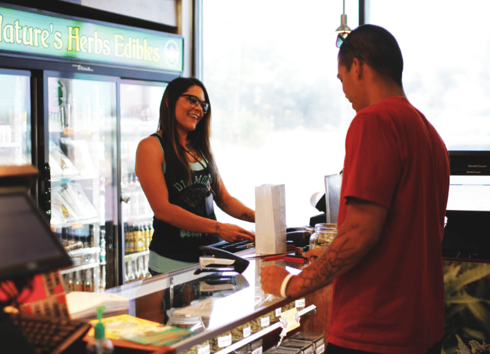 About Our Denver, Greeley, and Log Lane Village Dispensaries