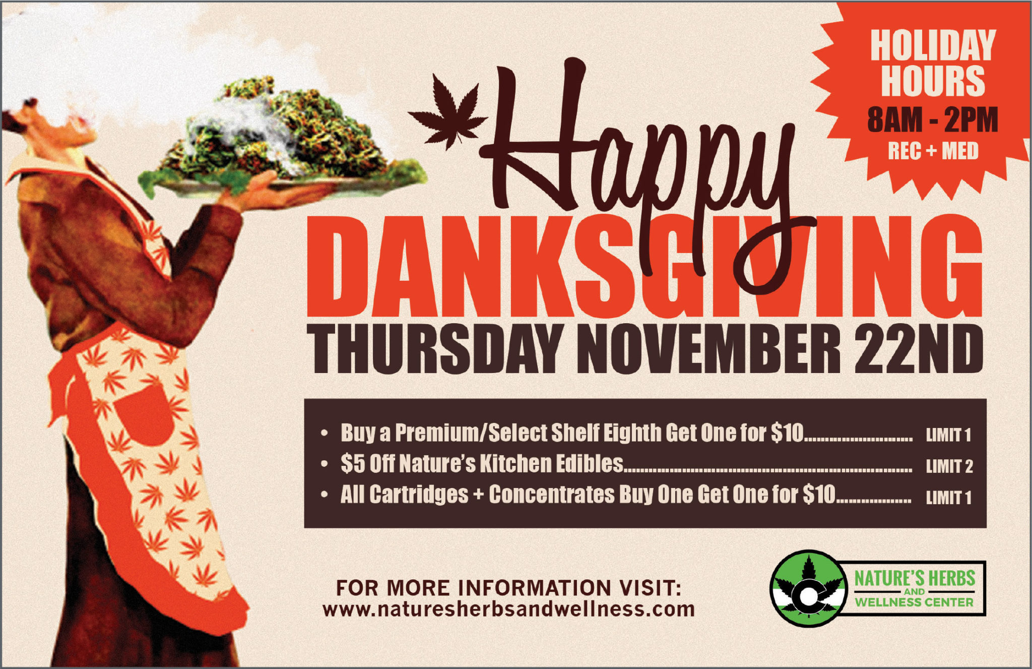 Happy Danksgiving – 2018