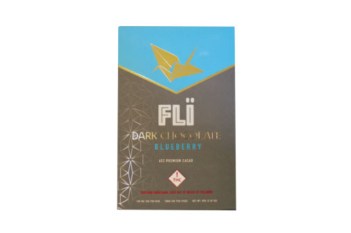 FLI Blueberry Dark Chocolate Cannabis Edibles | Nature's Herbs and Wellness