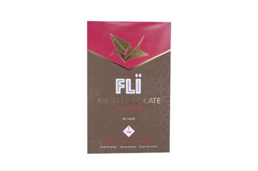 FLI Premium Milk Chocolate Cannabis Edibles | Nature's Herbs and Wellness
