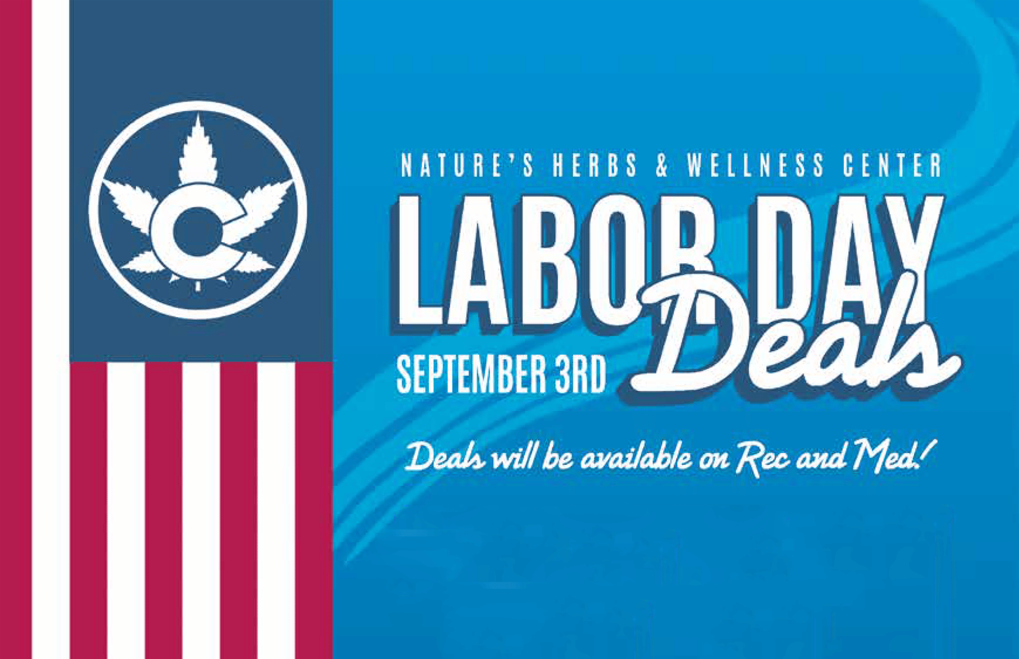 Natures Herbs Labor Day Deals