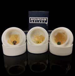 Nature's Herbs and Wellness - Mountain Select Rosin