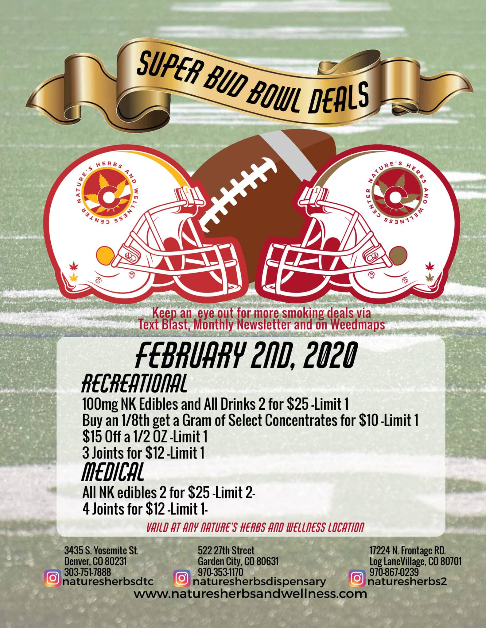 Super Bud Bowl Deals – February 2020