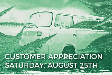 Customer Appreciation – August 2018