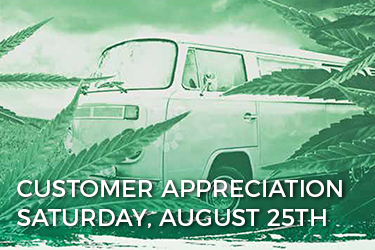 Nature's Herbs Customer Appreciation Day