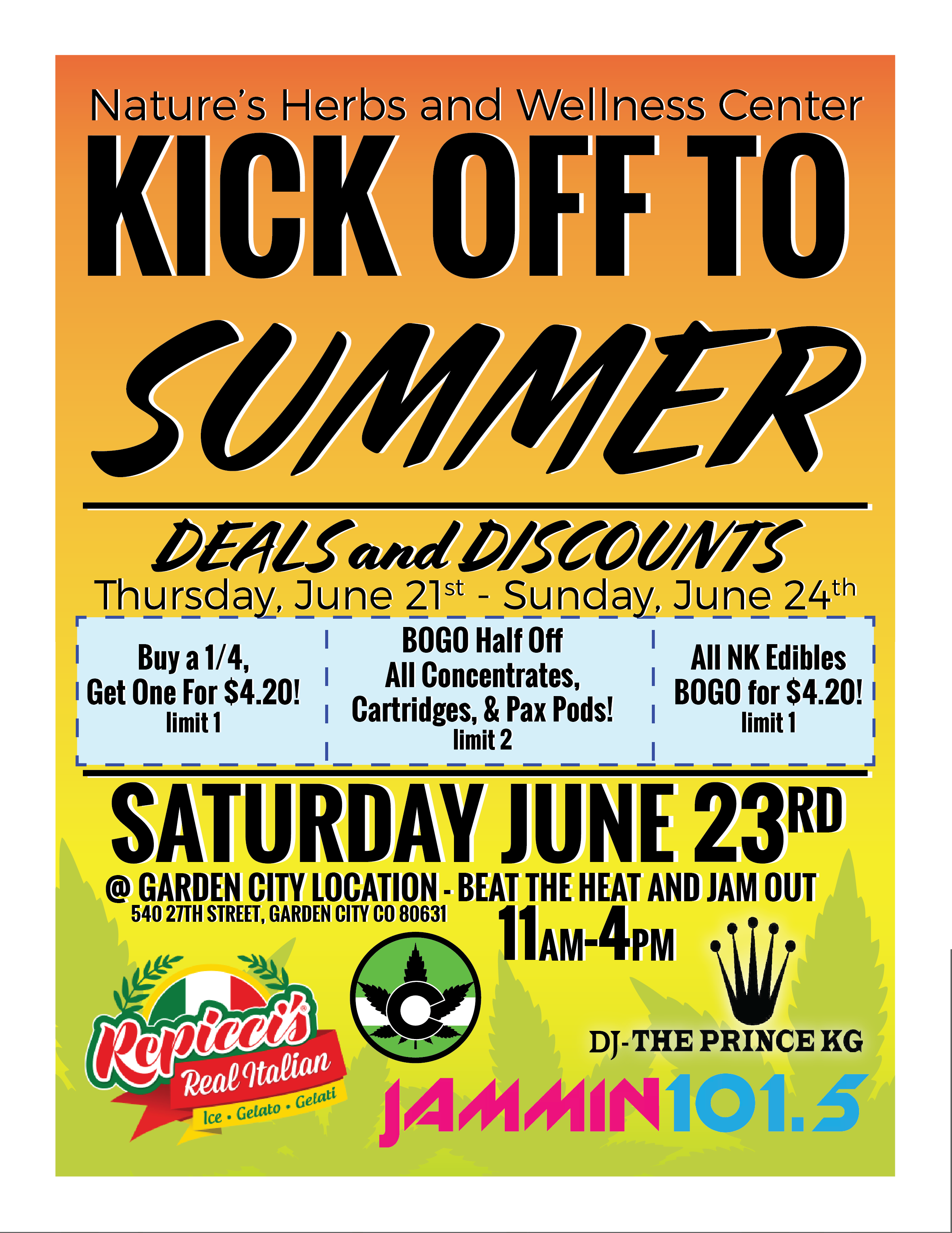 Kick Off To Summer – 2018