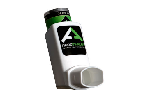 The AeroInhaler | Discreet Cannabis Vaporizer | Nature's Herbs and Wellness